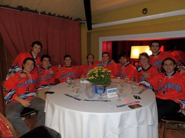 Islanders Hockey Club Elite Schedule